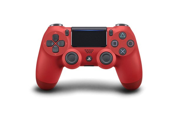 Sony PlayStation DualShock 4 Controller red