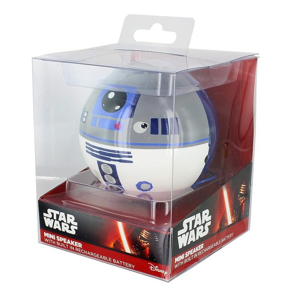Star Wars Wired Speaker - R2-D2