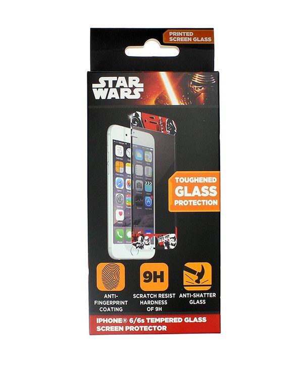 Star Wars Dark Side  GLASS Screen Protector for iPhone 6/7/8