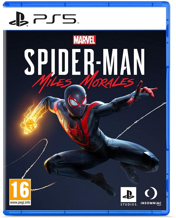 Marvel's Spider-Man: Miles Morales – PlayStation 5 standard